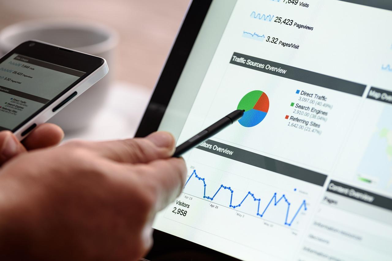 オフィシャルブログを1ヶ月やってみた収支・PVなどについて